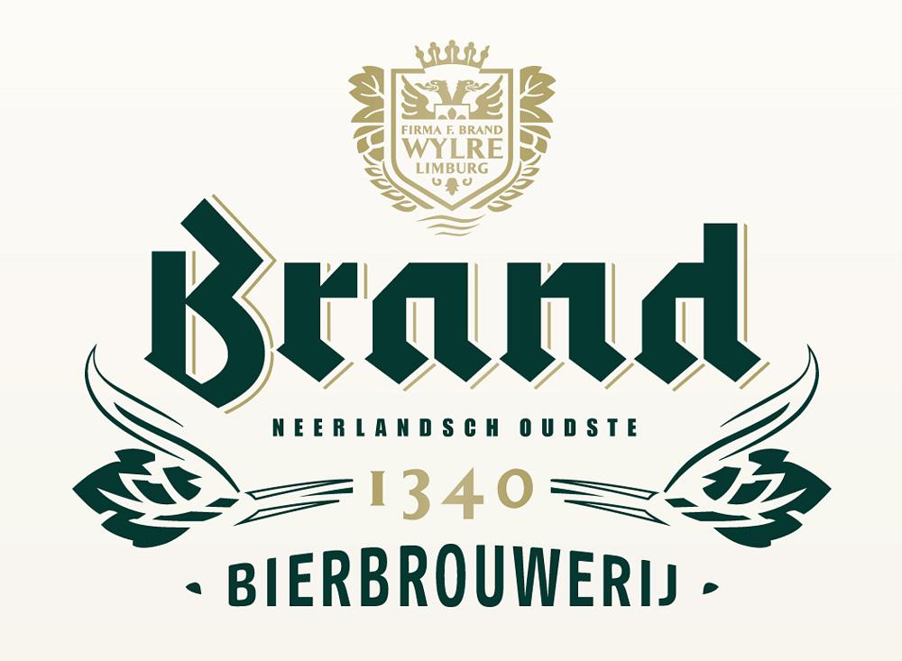 Brand Bier Logo Detail